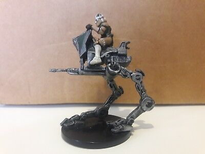 Rare Star Wars Miniatures 4/60 AT-RT Revenge Of The Sith Rare