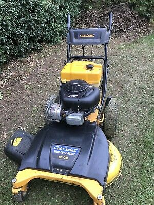 Cub Cadet Pedestrian Rough Cut Mower