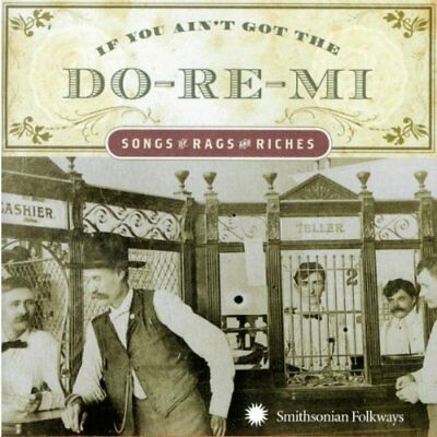 Various Artists-If You Ain't Got the Do-re-mi - Songs of Rag (US IMPORT) CD NEW