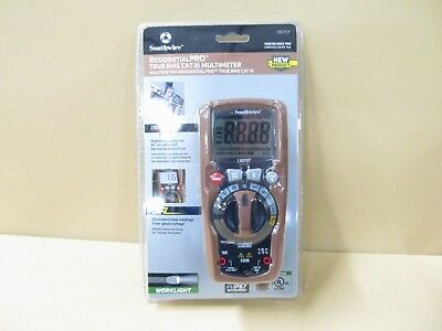 Southwire  ResidentialPro True RMS CAT III Multimeter 13070T