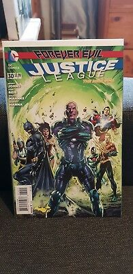 Justice League 30 New 52 1st Print