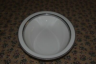 "Royal Doulton ""Sarabande"" Fine Bone China 10 3/4 Oval Serving Bowl"