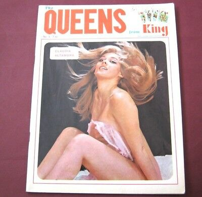 Queens from King No.1 - vintage glamour
