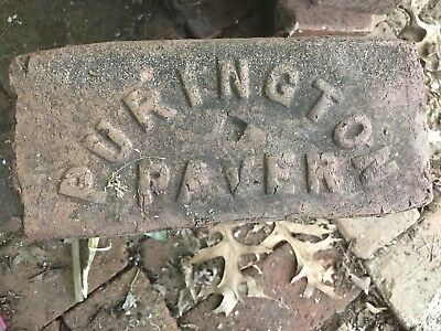 Antique Reclaimed Brick Paver
