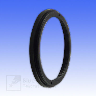 "M48x0.75 (2"" Filter) Female to M48x0.75 Male & T / T2 Female Thread Adapter T-08"
