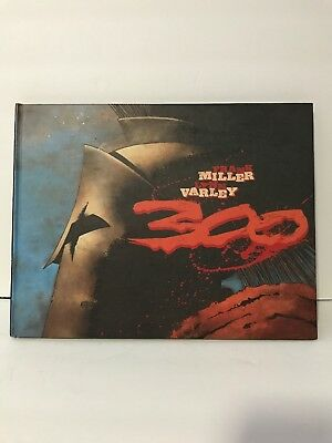 HARDCOVER 300 BY FRANK MILLER COMIC BOOK Contains 1-5