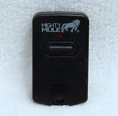 OEM Mighty Mule GTO Gate Opener Remote Transmitter, RB741, FM135
