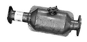 Ultra Exhaust 4376 Direct-Fit Catalytic Converter