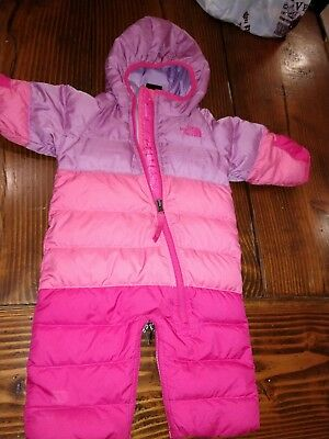 3fe83c5d171d wide varieties a9ecf bf3be the north face baby girl 6 12 months pink ...