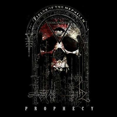"Fields Of The Nephilim ‎– Prophecy (ltd. 7""Single, red wax 2016)"