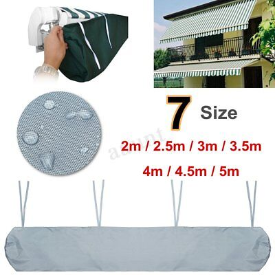 7 Size Patio Awning Winter Rain Sun Weather Cover Protector Canopie Storage Bag