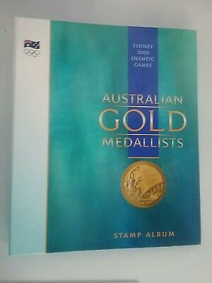 Australian  Gold  Medallists ...2000  Sydney  Olympic  Games...mint  Condition