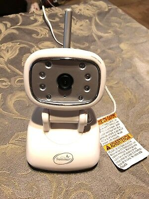 Summer Pzk222T Infant Baby Monitor Video Camera With Power Supply