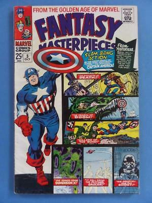 Fantasy Masterpieces 5 1966 Classic Kirby Cap!