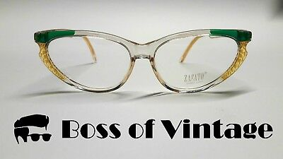 Eyewear occhiale Zagato Made in Italy Vintage