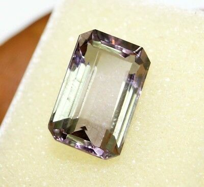 Christmas Offer GGL Certified 9.50 Ct Charming Emerald Cut Changing Alexandrite