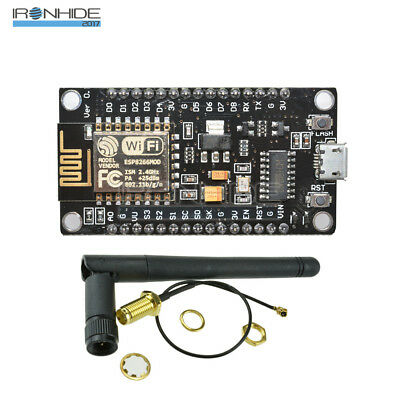 NodeMcu ESP8266 ESP-12E CH340G WIFI Network Development Board for Arduino