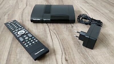 TechniSat DigiPal T2 HD, DVB-T2 HD Receiver Schwarz - 0000/4931