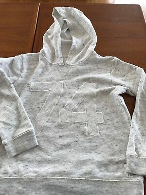 Boys Country Road Hoodie Light Weight Jumper Size 8