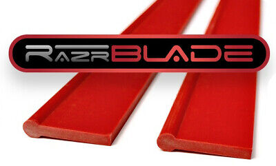 RED Face-lift  RazrBLADE Squeegee Rubber for Window Cleaning & Free P&P
