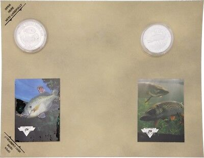 Collectible Coins BluegillPike      F1556S