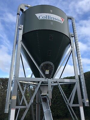 Collinson 4 Ton Feed Hopper