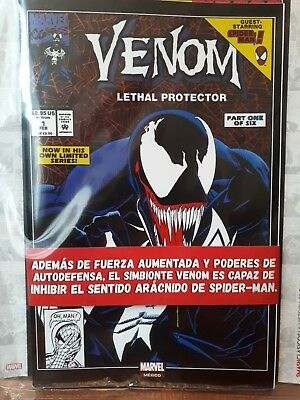 Amazing Spider-Man 300 - Mexican Foiled Covers Pack Includes ASM 316 and Venom 1
