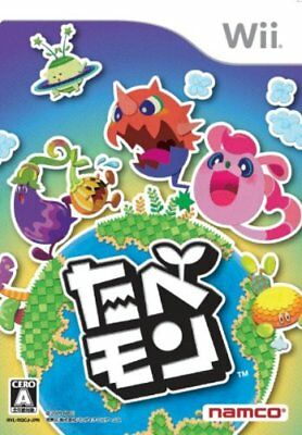 USED The Munchables - Wii Japan