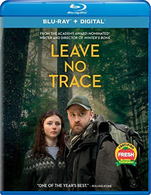 LEAVE NO TRACE / (DIGC)-LEAVE NO TRACE / (DIGC) (US IMPORT) Blu-Ray NEW