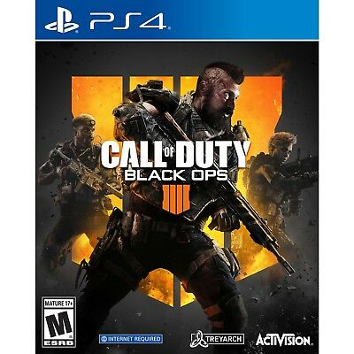 Activision Call of Duty: Black Ops 4 PlayStation 4