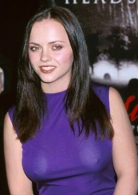 Christina Ricci (2) 4x6 Glossy Photos