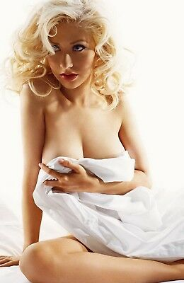 Christina Aguilera (2) 4x6 Glossy Photos