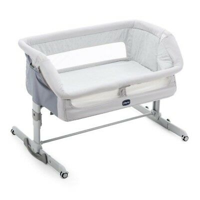 Chicco Delicacy Next 2 Me Height Adjustable Dream Side Sleeping Crib