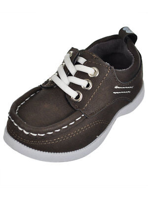 Stepping Stones Boys' Boat Shoes