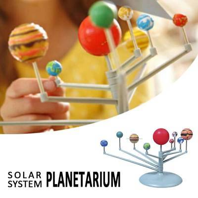 28394 Astronomy Science Educational Explore Nine Planets Kids Painting Toys