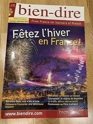 Bien-dire magazine no 97 - For learners of French