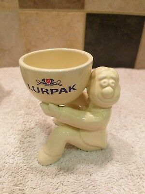 LURPAK sitting  Egg Cup   Collectable