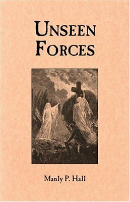 Unseen Forces by Manly P. Hall (Paperback)