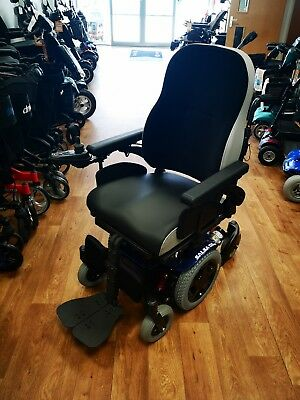 Quickie Salsa M2 Mini powered wheelchair / powerchair by Sunrise Medical