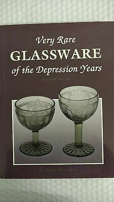 Very Rare Glassware of the Depression Years Vol. 2 by Gene Florence (1990, Paper