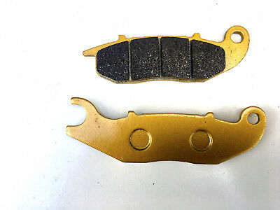 Honda ANF125 INNOVA PERFORMANCE SINTERED GOLD FRONT BRAKE  PADS 2003 TO 2011