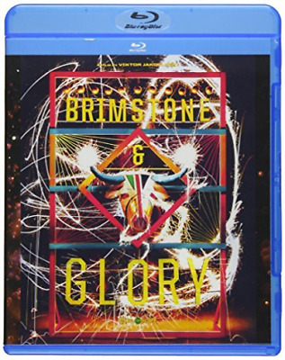 BRIMSTONE & GLORY-BRIMSTONE & GLORY Blu-Ray NEUF