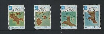 Seychelles Rural Post 1976 Set Of Mint  Stamps Free P&p