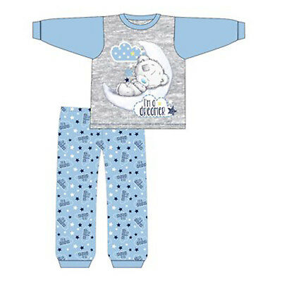 Kids Baby Boys Tatty Teddy Me to You Pyjama Set PJ's Nightwear Pyjamas 6-24mnths