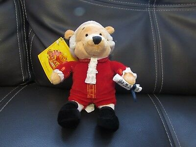 Collectable Soft Plush Mozart Pooh Bear Toy Disney Store Exclusive