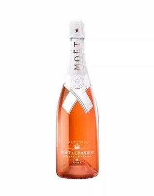 "Off White Moet Chandon "" Imperial Rose "" By Virgil Abloh  In-Hand"