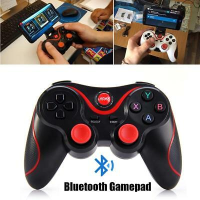 Wireless Remote Bluetooth Game Controller Gamepad F/ TV Box PC Android Phone IOS