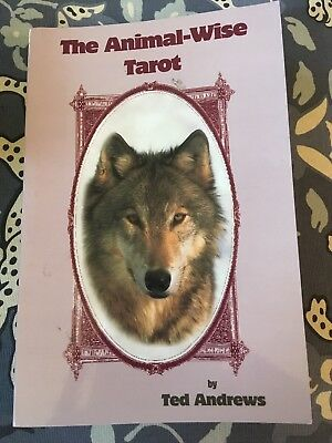 The Animal Wise Tarot By Ted Andrews