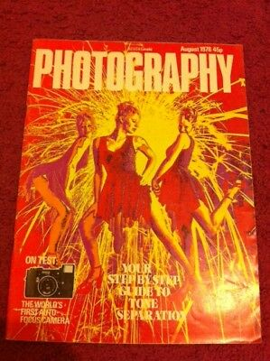 Photography Magazine 1978
