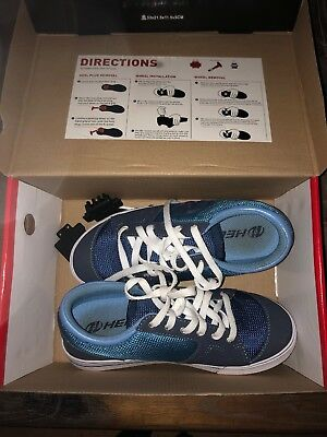 Heelys UK Size 6 Excellent Condition Worn Once!